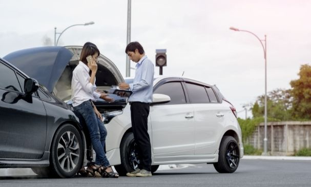 Steps To Take After Getting in an Accident